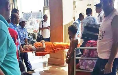 Пострадавшую при нападении в Хургаде россиянку выписали из больницы