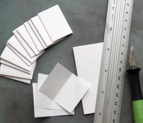 Книжки из картона и бумаги своими руками