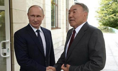 Лучше русские!: Казахстан от…