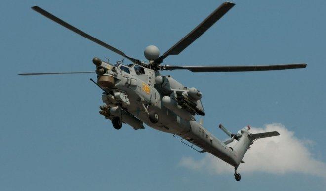 Госиспытания новейшей модификации вертолета Ми-28НМ завершатся в 2019 году
