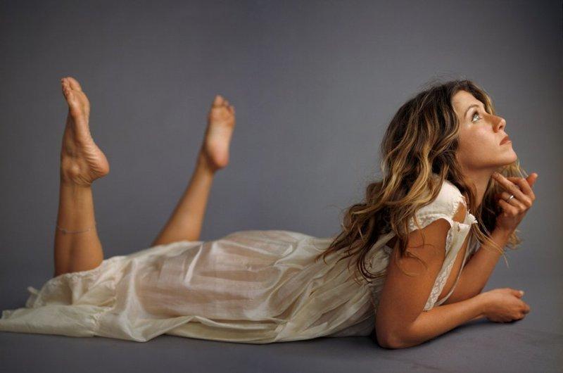Дженнифер Энистон - лучшее из фотосессий