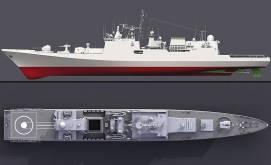 «Известия»: ОСК возобновит строительство фрегатов типа «Буревестник» в 2018 году