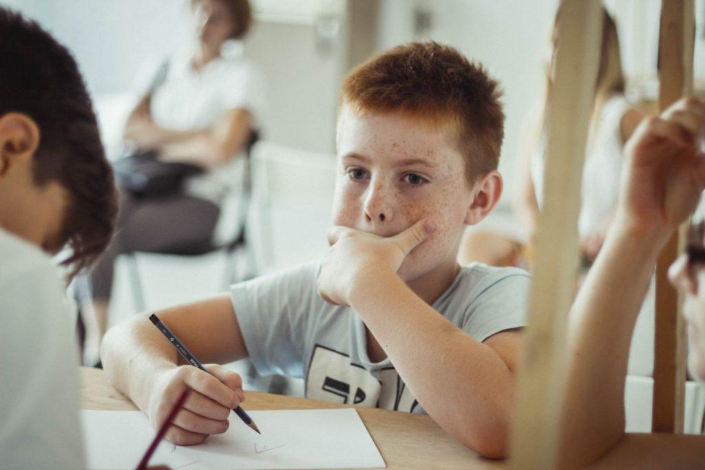 Проблемы в школе у ребенка