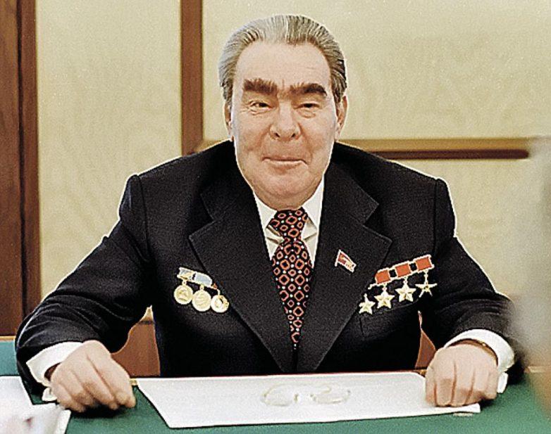 День рождения Брежнева
