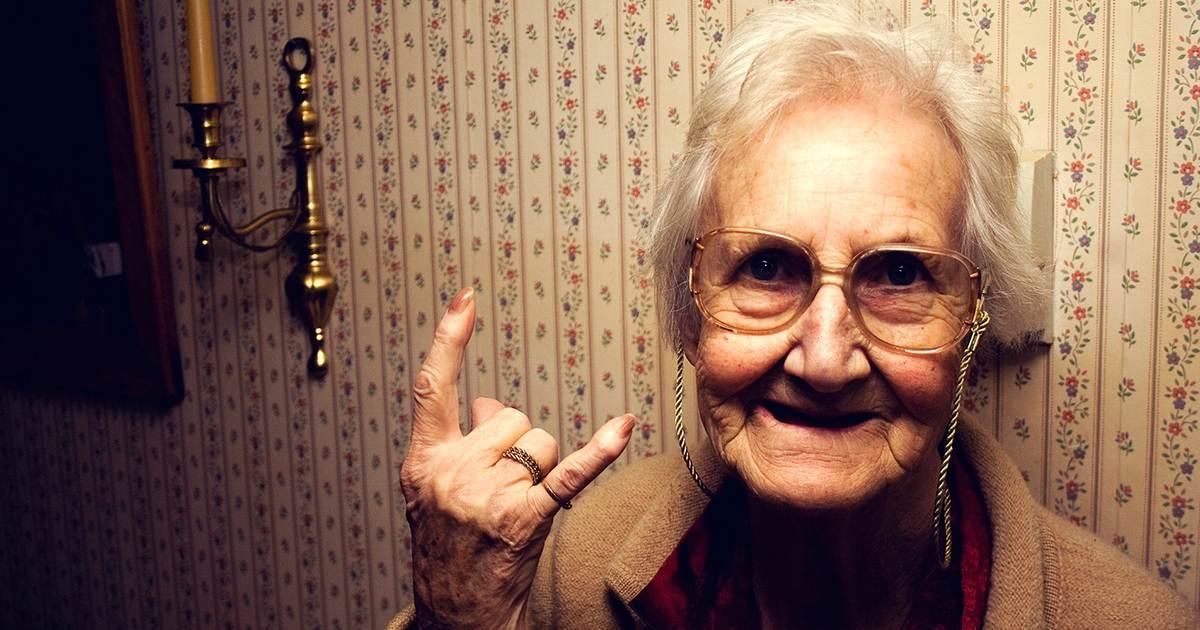 «Моя бабулька». Добрая история о хорошей соседке