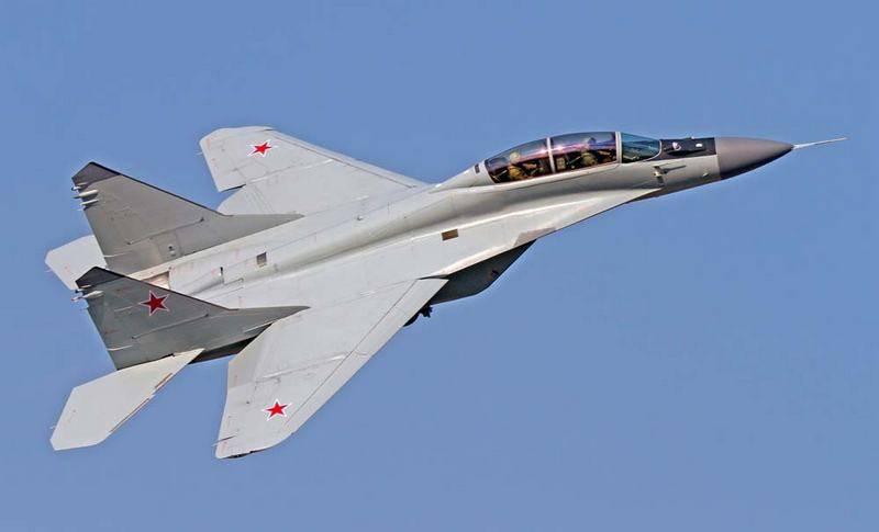 """МиГ-29 полетит в Африку? Алжир намерен закупить эскадрилью """"МиГов"""""""