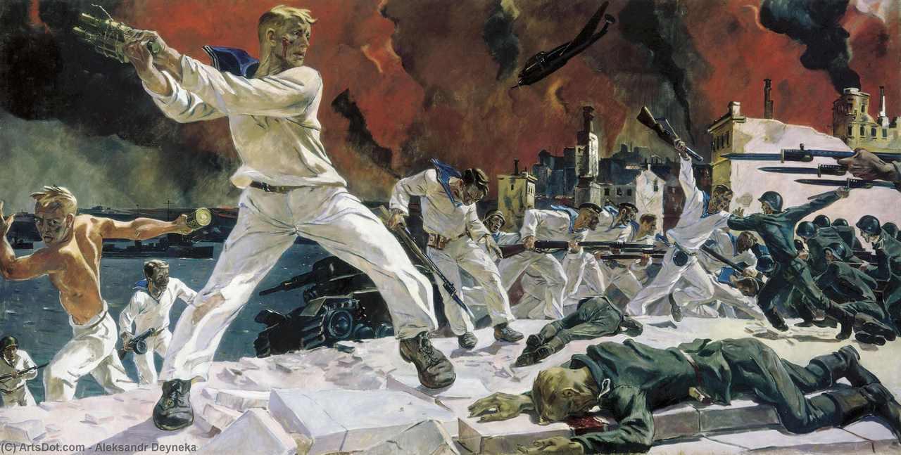 Александр Роджерс: Почему русские столь бесстрашны в битве