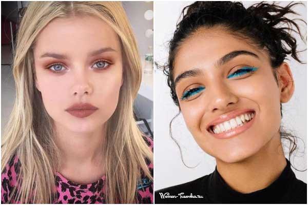 Тенденции летнего макияжа 2017: модная памятка с примерами