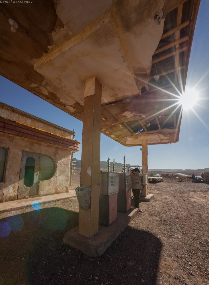 Путешествие в Марокканский Голливуд