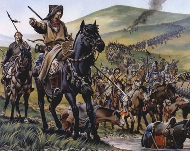 Зачем создали фальшивку про «монгольское» нашествие на Русь