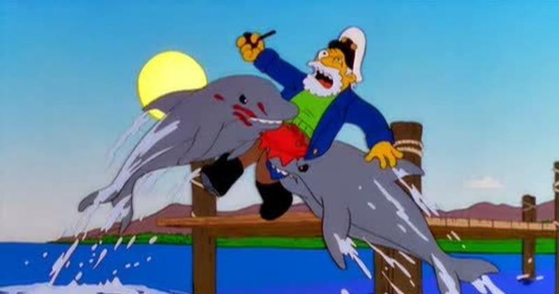 Не добрые и не милые: зачем дельфины убивают и насилуют купающихся людей
