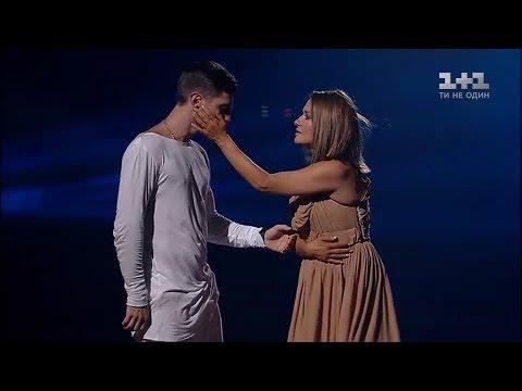 Трогательный танец довел до слез зал…Могилевская и Кузьменко!