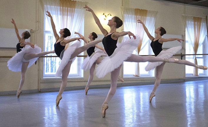 Путин и балет в России (Hürriyet, Турция)