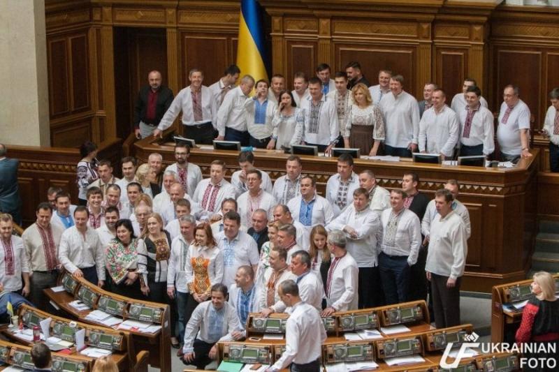 Рада окончательно утвердила украинизацию телеэфира