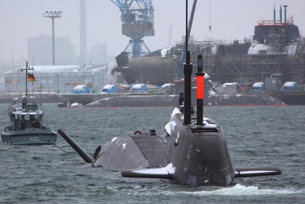 Военный флот Германии остался без подводных лодок
