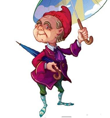 Волшебник Оле-Лукойе