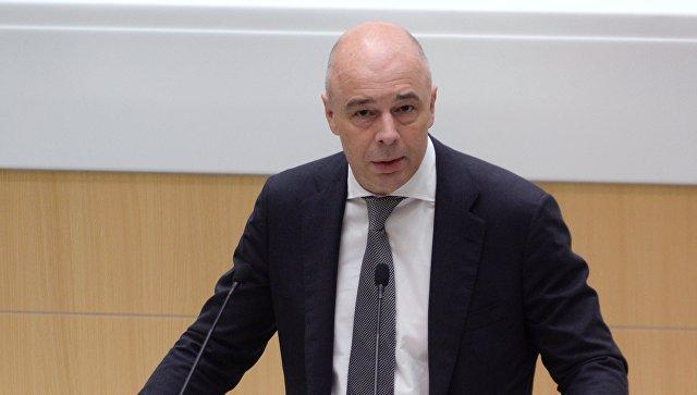Силуанов допустил переход на национальные валюты при торговле нефтью