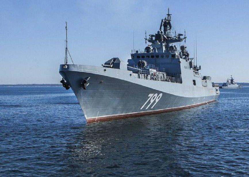 «Адмирал Макаров» пополнил Черноморский флот: третий фрегат серии «Буревестник» встал на защиту границ России