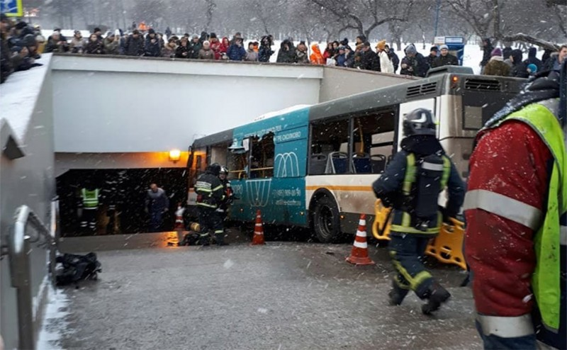 Основные версии катастрофы в Москве