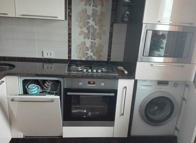 Шикарно спланированная кухня 9 м2. Вот какой должна быть удобная и грамотно оформленная кухня в квартире