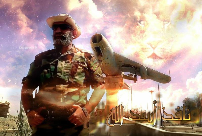 В Сирии погиб легендарный генерал Иссам Захреддин