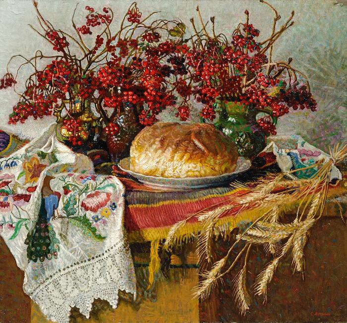 29 августа - Хлебный и Ореховый Спас. Воздадим хвалу Господу и хлеборобам!
