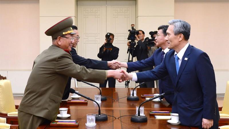 Северная и Южная Кореи: США – третий лишний