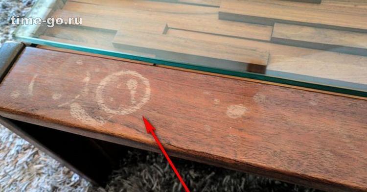 Как убрать пятна с деревянно…
