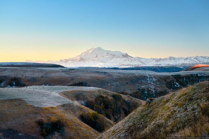 Пред хребтом Кавказа: дивные виды Карачаево-Черкесии