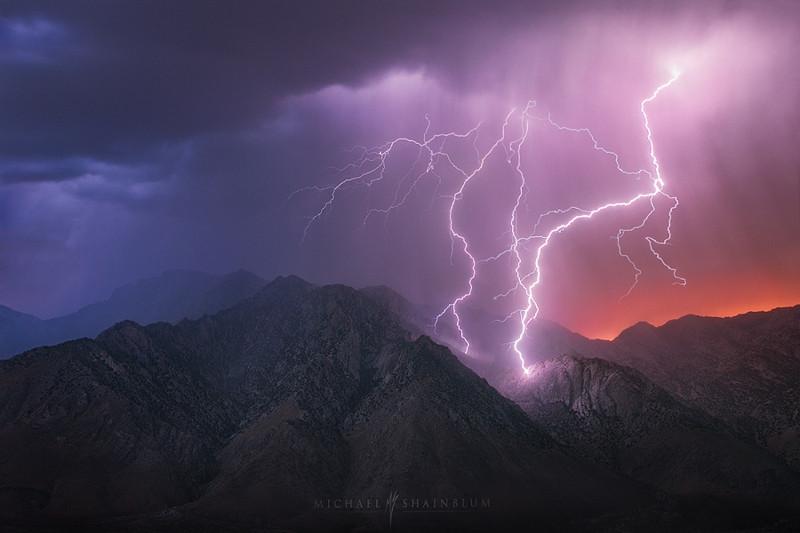11. молния, природа
