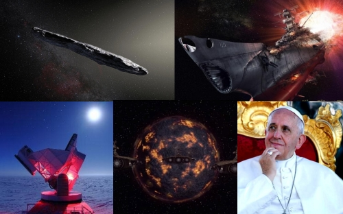 "Oumuamua: Загадка ""Посланца""…"