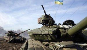 Каратели два раза обстреляли территорию ЛНР