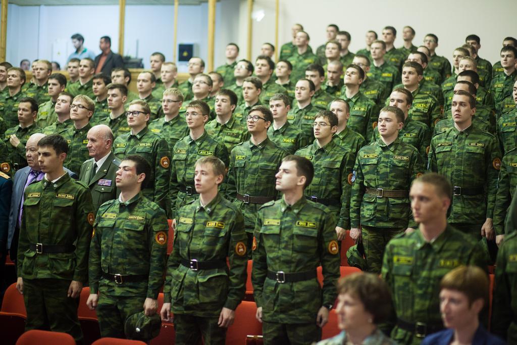 В России упразднили военные кафедры