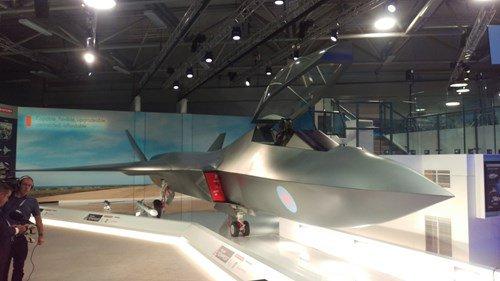 «Буря» в компанию к «Тайфуну»: Великобритания объявила о разработке истребителя шестого поколения