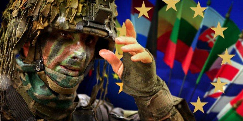 Кто придумал проект объединённой армии Европы