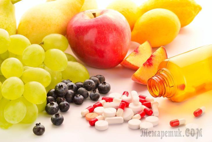 5 Необычных признаков недостатка витаминов в организме.