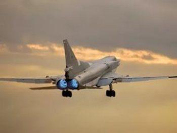 Ту-22М3 пролетели над Баренцевым и Норвежским морями