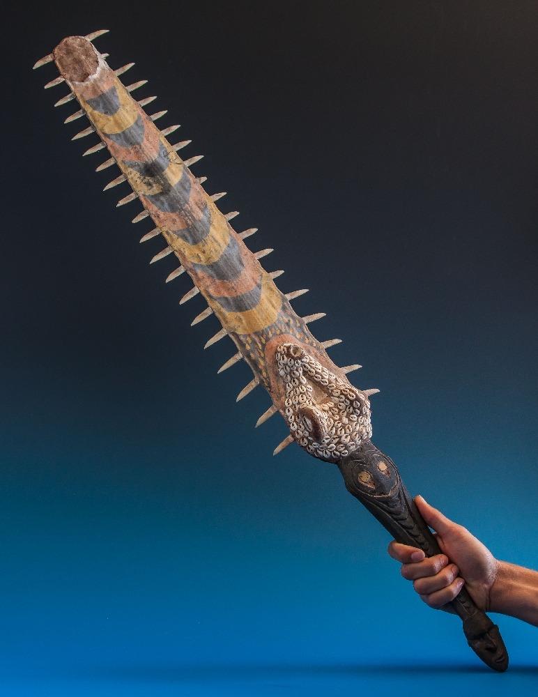 Оружие из Папуа Новой Гвинеи.