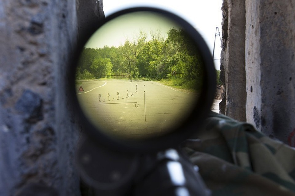 ДНР: Украинские командиры предлагают богатым иностранцам пострелять по мирным жителям Донбасса
