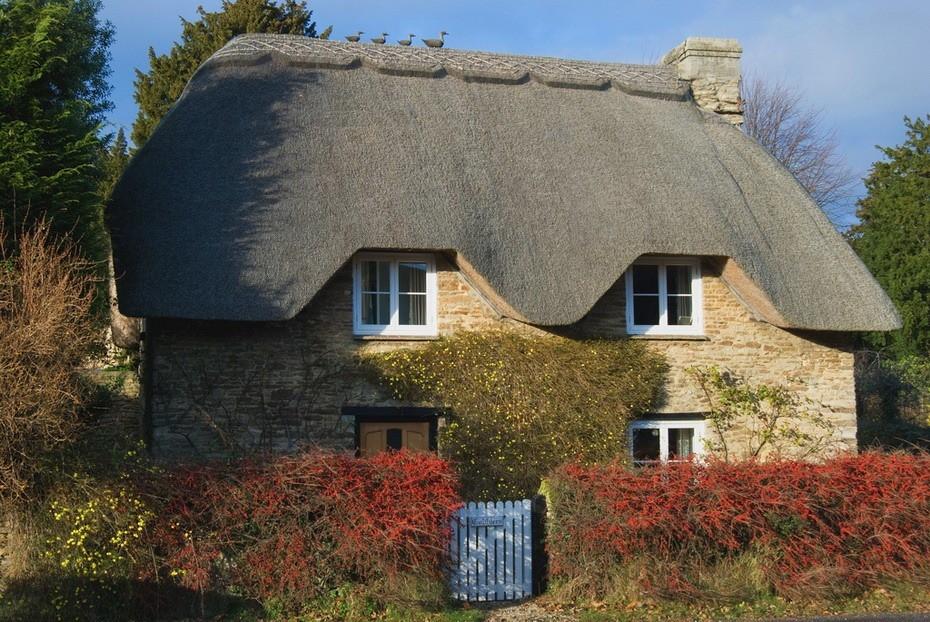 thatch18 Сказочное графство Девоншир