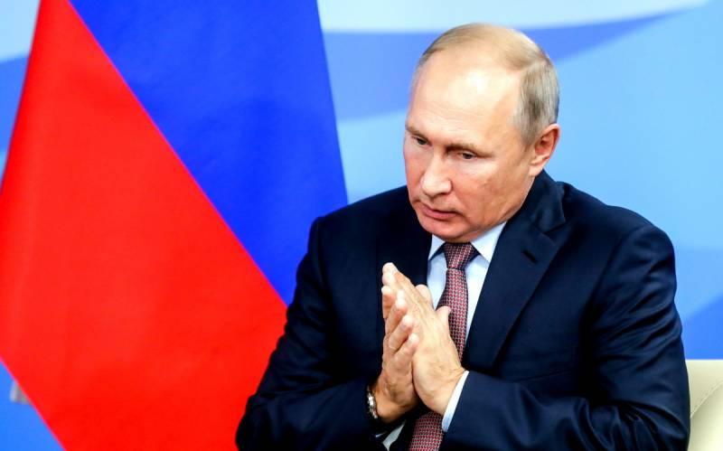 План Путина по развитию России под угрозой