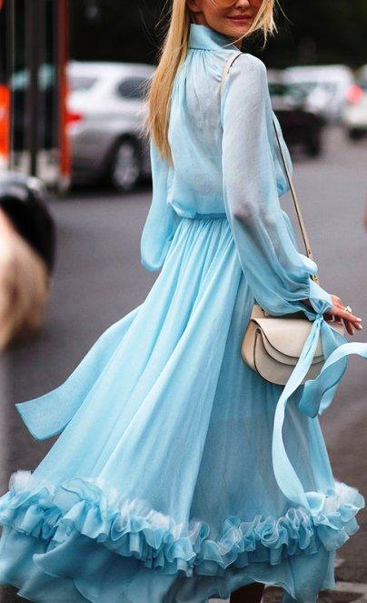 Модные образы в стиле ladylike — почувствуй себя королевской особой