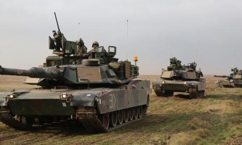 НАТО проводит генеральную репетицию войны с РФ
