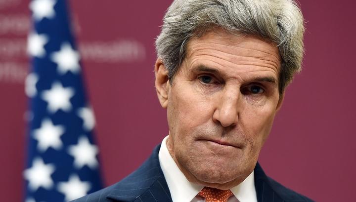 Большие надежды: в Киеве ждут Джона Керри