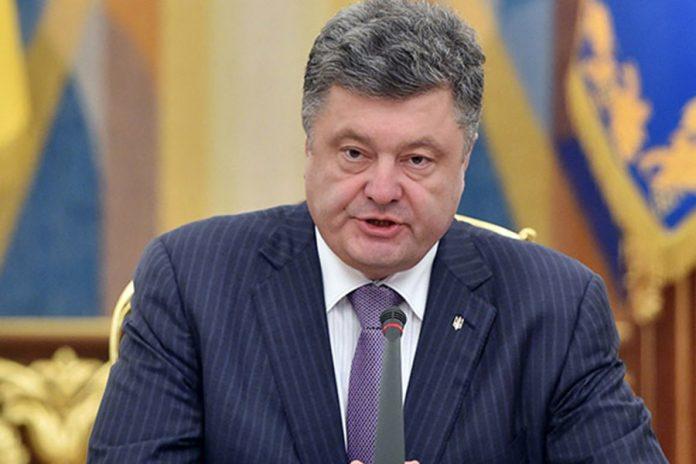 Господин Путин, это война: Порошенко обратился к Путину через телевидение
