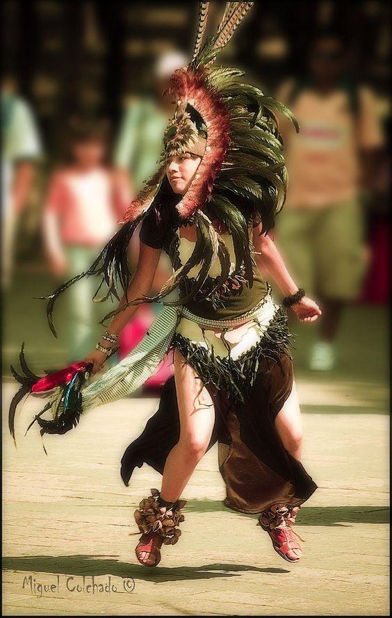 Буйство красок. Потомки Ацтеков и Майя. ( 40 фото )