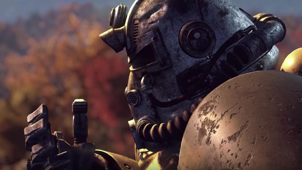 Fallout 76 — это онлайн-игра