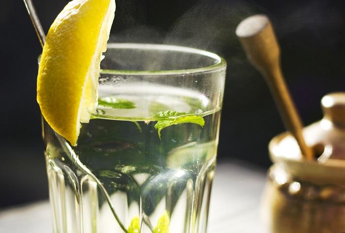 полезные напитки в домашних условиях