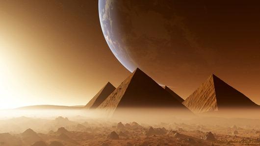 Эдгар Кейси: Египет – хранилище знаний Атлантиды