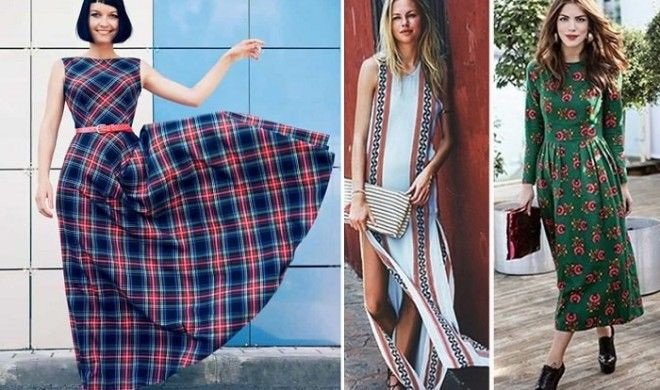 Модные платья для жарких и солнечных дней 2019 года
